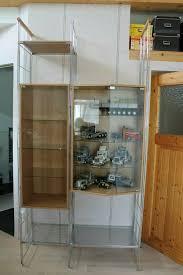 balton metall regal buche schrank vitrine büro wohnzimmer