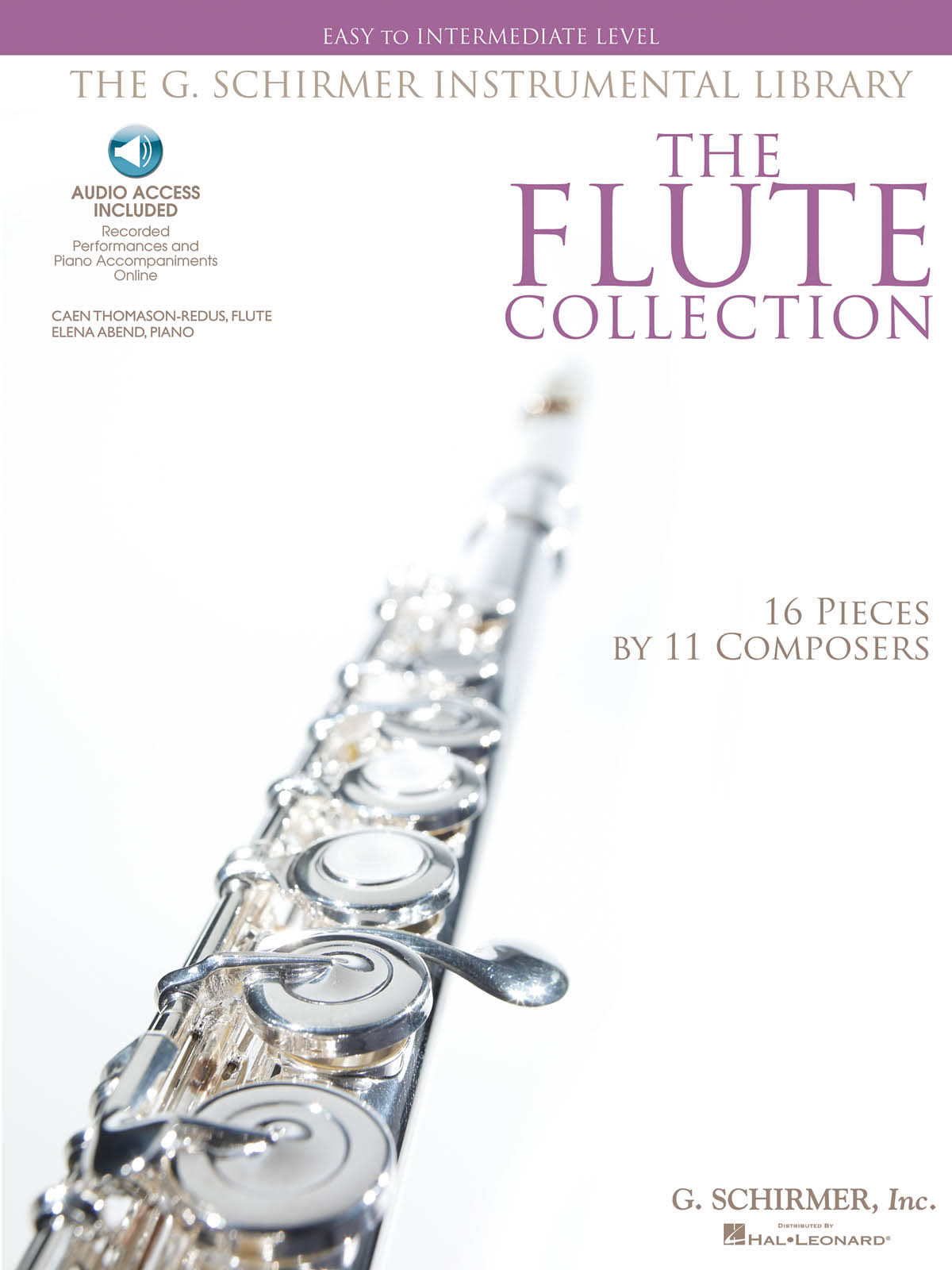 The Flute Collection: Easy to Intermediate Level - Hal Leonard
