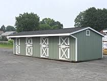 Shed Row Barns For Horses by Shedrow Horse Barns From Lancaster Amish Builders