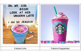 More Than One Unicorn Brooklyn Coffee Shop Sues Starbucks Over Pink Frappuccino
