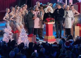 Nbc Christmas Tree Lighting 2014 Mariah Carey by Annual Rockefeller Center Christmas Tree Lighting Included
