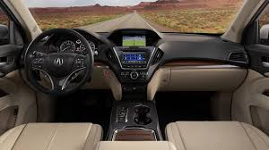Does Acura Mdx Have Captains Chairs by 2017 Acura Mdx Review U0026 Ratings Edmunds