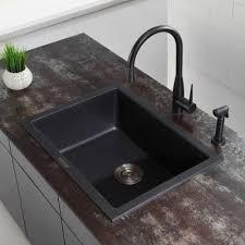Drop In Bathroom Sink With Granite Countertop by Single Basin Kitchen Sink Single Bowl Kitchen Sink Plumbing