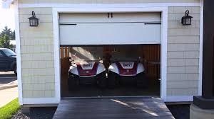 Reeds Ferry Sheds Massachusetts by Reeds Ferry Sheds Garage Door Opener Youtube