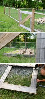 15 DIY Garden Fence Ideas