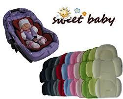 cale tete bebe pour siege auto baby softy maxi noir appui tête 2 côtés hiver éte