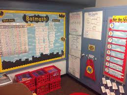 Superhero Bedroom Decorating Ideas by Superhero Theme Classroom Math Bulletin Board 3rd Grade