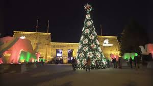 Where To See Christmas Lights In Las Vegas 2017 AXS