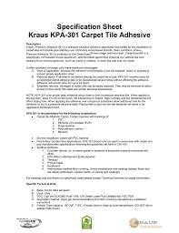 Kraus Carpet Tile Maintenance by Carpet Tile Spec Sheet Carpet Vidalondon