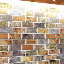 Peel And Stick Glass Subway Tile Backsplash by Peel Stick Tile Backsplash Kitchen Amazing Peel And Stick Vinyl