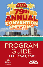 2017 ATA Annual Convention Program Guide By Alabama Trucking ...