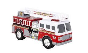 100 Tonka Mighty Motorized Fire Truck Amazoncom Rescue Toys Games