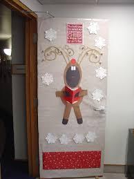 Kindergarten Christmas Door Decorating Contest by Gorgeous 90 Office Door Decorations Design Ideas Of 67 Best