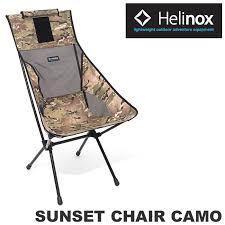 mixx rakuten global market helinx helinox sunset chair camo 1822167