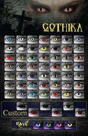 Theatrical Contacts Prescription by Where To Get Halloween Contacts