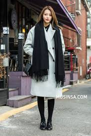 Korean Fashion Blog Online Style Trend StreetBlog OnlineFall Winter