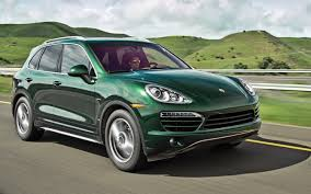 100 Porsche Truck For Sale 2013 Cayenne Diesel First Test Trend