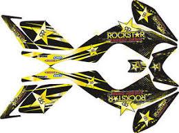 kit deco 250 raptor kit déco atv yamaha raptor 125 250 350 660 700 rockstar ebay