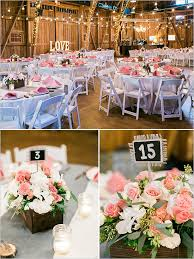 Rustic Wedding Ideas With Rose Flower Box Displays Weddingchicks