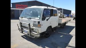 100 1994 Mazda Truck GA0818 T4000 4x2 Dual Cab Flat Bed YouTube