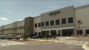 Go Inside Amazon's Newest Fulfillment Center In Jacksonville