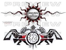 Design Xiuhcoatl Tattoo Aztec Tattoos Mayan Inca Designs