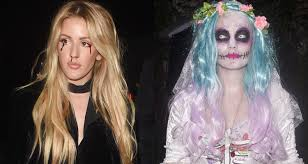 Jimmy Kimmel Halloween Candy 2010 by Ellie Goulding U0026 Lily Allen Celebrate Halloween At Jonathan Ross