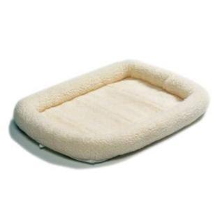 Midwest Quiet Time Pet Bed - Fleece, 30x21""
