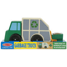 Garbage Truck - LeKidz