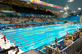 Aquatics Centre Queen Elizabeth Olympic Park London