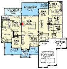 One Level House Floor Plans Colors 5422 Best Dream Home Images On Pinterest House Floor Plans