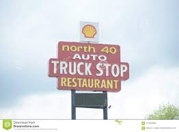 100 Truck Stop Restaurant On Interstate 40 Editorial Stock Photo Image Of