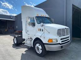 100 Day Cab Trucks For Sale 2000 Sterling A9500 Truck 347988 Miles Hialeah FL TRH20136 MyLittlesmancom