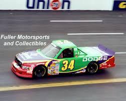 100 Craftsman Truck Series RARE ADAM PETTY 34 SPRINT DODGE NASCAR TRUCK SERIES 1999 8X10 PHOTO