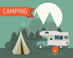 Park Camping Clipart Explore Pictures