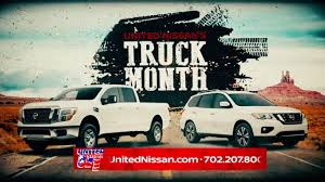 100 Truck Month United Nissan 2017 S YouTube