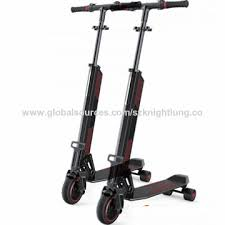 China Folding Electric Motorized Scooters For Teenagers Kids Girls Adults With Three Wheels