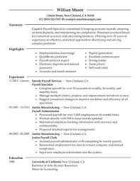Our Resume Examples Cover A Variety Of Topics Youll Likely Want To Fit Into Your Including Spreadsheets Expertise Math Communication And