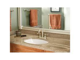 Moen Kingsley Bathroom Faucet Brushed Nickel by Faucet Com 6121bn In Brushed Nickel By Moen