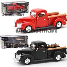 1940 FORD PICKUP TRUCK 1:24 DIECAST MODEL CAR BY MOTORMAX 73234 RED ... Jada Diecast Metal 124 Scale Just Trucks 1999 Ford F150 Svt Shop Maisto F350 127 Truck With 2004 Flhtpi Cek Harga Welly 19834 F100 Tow 1956 Forrest Amazoncom Beyond The Infinity 0608 1940 Fire Texaco Red Pickup Black 118 Model By Motor Max 73170 New 125 Car By First Dimana Beli M2 Machines 1960 Vw Double Cab John Deere Vintage Industrial Sales Company Decal Hd Harley Davidson 1948 F1 Motorcycle 2001 Xlt Flareside Supercab Off Road White 1 Ford Transit Rac Recovery Truck 176 Scale Model