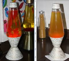 Cloudy Grande Lava Lamp by Lava Soup Replacing The Liquid Oozing Goo The Lava Lamp