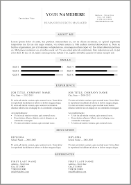 20 Free Resume Word Templates To Impress Your Employer - Responsive ... 2019 Free Resume Templates You Can Download Quickly Novorsum Modern Template Zoey Career Reload 20 Cv A Professional Curriculum Vitae In Minutes Rezi Ats Optimized 30 Examples View By Industry Job Title Best Resume Mplates That Will Showcase Your Skills Soda Pdf Blog For Microsoft Word Lirumes 017 Traditional Refined Cstruction Supervisor Jwritingscom Builder 36 Craftcv 5 Google Docs And How To Use Them The Muse
