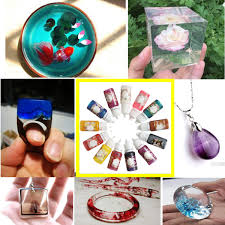 Youtube How To Make Resin Jewelry