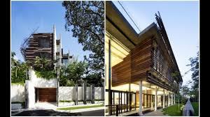 100 Woha Design Nest House By WOHA Architects Jalan Sejarah Singapore HD