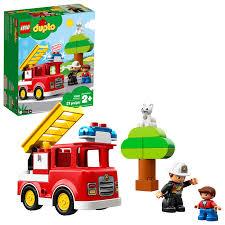 100 Truck Town LEGO DUPLO Fire 10901 Walmartcom