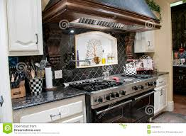 high end kitchen stock photo image of house home 39638860