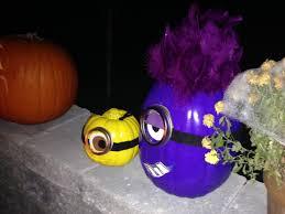 Minion Pumpkin Template by Minion Pumpkins Halloween Diy
