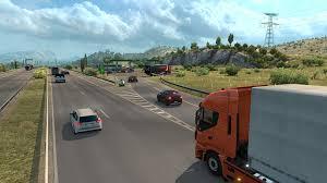 Euro Truck Simulator 2: Vive La France ! (2016) Promotional Art ...
