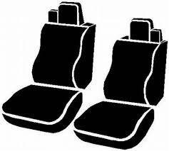 100 Neoprene Truck Seat Covers Neo Custom Fit Fia NP9716GRAY Titan