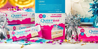 Amazon Is Offering Quest Nutrition Protein Bars For 19 Reg 30